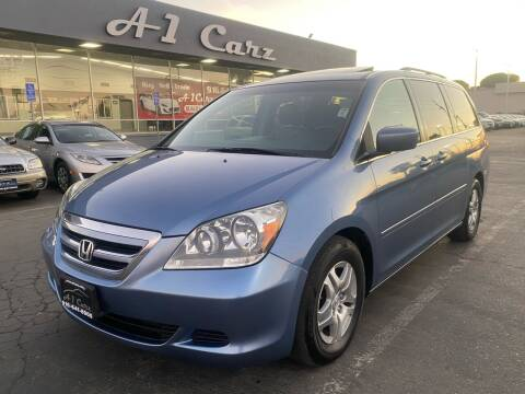 2007 Honda Odyssey for sale at A1 Carz, Inc in Sacramento CA