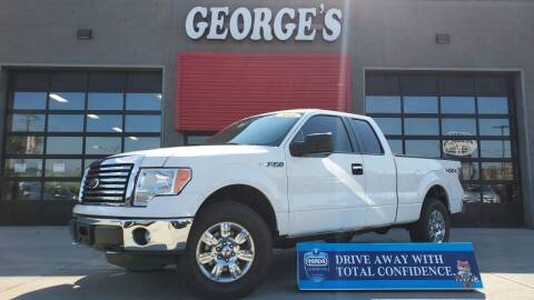 2011 Ford F-150 for sale at George's Used Cars - Pennsylvania & Allen in Brownstown MI