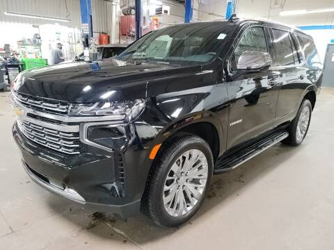 2021 Chevrolet Tahoe for sale at Art Hossler Auto Plaza Inc - New GM in Canton IL