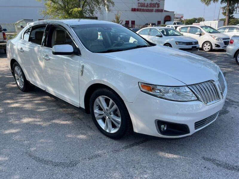 2010 Lincoln MKS for sale at AWESOME CARS LLC in Austin TX