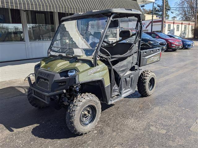 2018 Polaris RANGER 570 4X4 for sale at GAHANNA AUTO SALES in Gahanna OH
