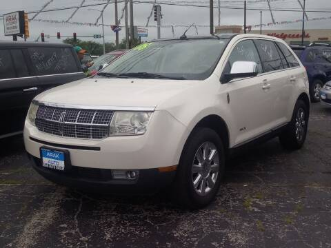 2008 Lincoln MKX for sale at Arak Auto Group in Bourbonnais IL