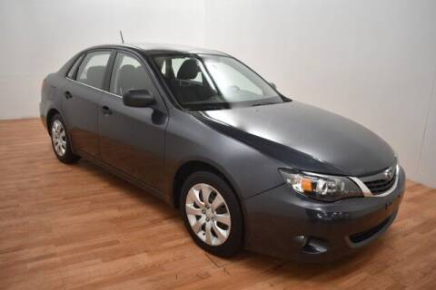 2008 Subaru Impreza for sale at Paris Motors Inc in Grand Rapids MI