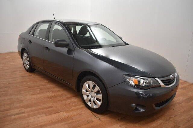 2008 Subaru Impreza for sale at Paris Motors Inc in Grand Rapids MI