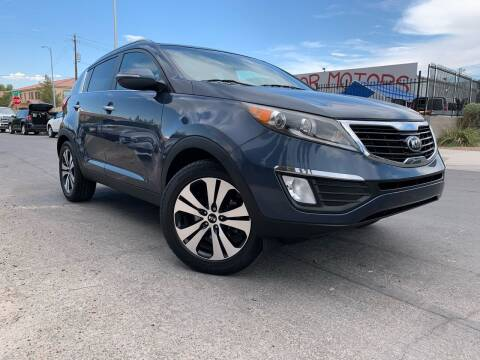 2013 Kia Sportage for sale at Boktor Motors in Las Vegas NV