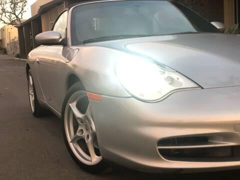 2004 Porsche 911 for sale at AllanteAuto.com in Santa Ana CA