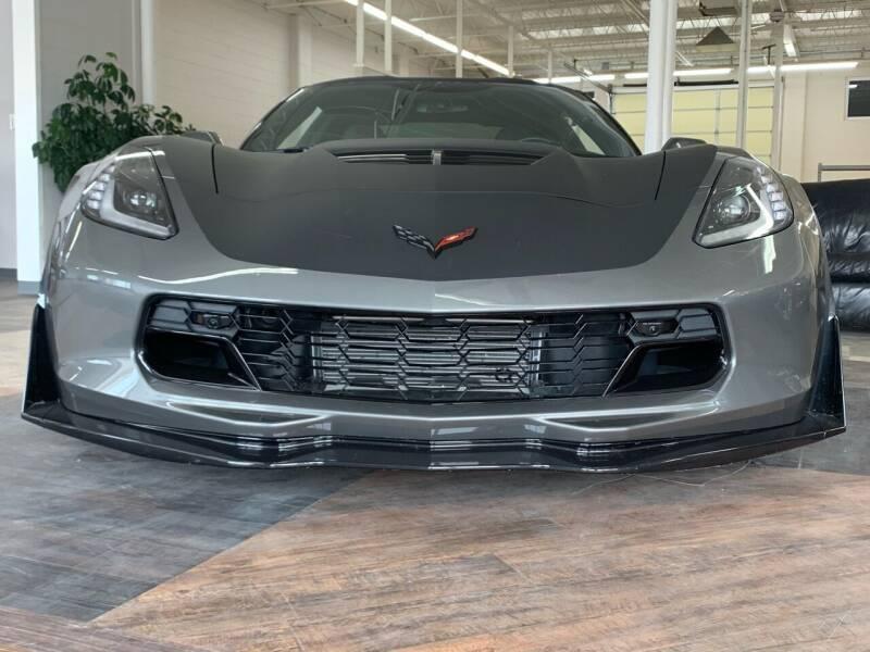 2016 Chevrolet Corvette for sale at Don Reeves Auto Center in Farmington NM