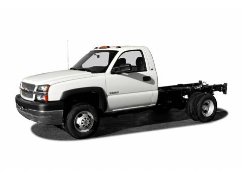 2005 Chevrolet Silverado 3500 for sale at TTC AUTO OUTLET/TIM'S TRUCK CAPITAL & AUTO SALES INC ANNEX in Epsom NH