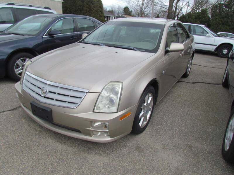 2005 Cadillac STS for sale at Portsmouth Auto Sales & Repair in Portsmouth RI