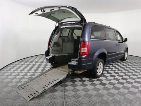 2009 Chrysler Town and Country for sale at AMS Vans in Tucker GA