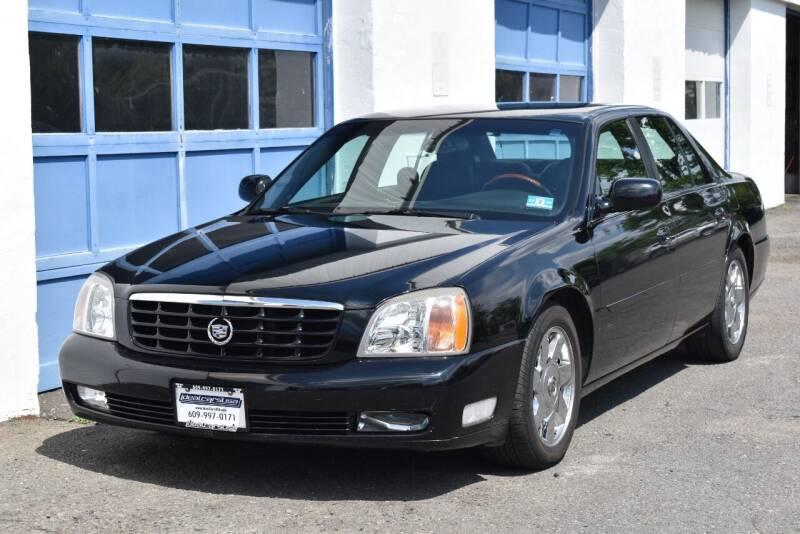 2002 Cadillac DeVille for sale at IdealCarsUSA.com in East Windsor NJ