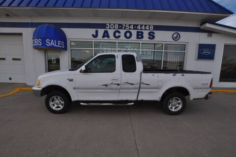 1998 Ford F-150 for sale at Jacobs Ford in Saint Paul NE
