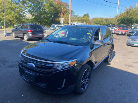 2014 Ford Edge for sale at Vuolo Auto Sales in North Haven CT