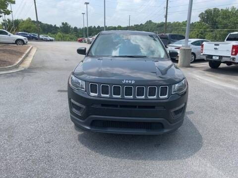 2019 Jeep Compass for sale at CU Carfinders in Norcross GA