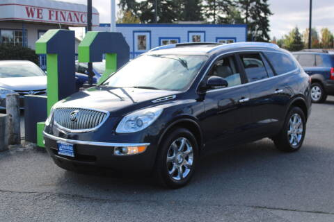 2008 Buick Enclave for sale at BAYSIDE AUTO SALES in Everett WA