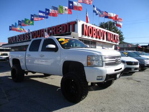 2012 Chevrolet Silverado 1500 for sale at Giant Auto Mart 2 in Houston TX