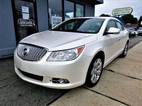 2011 Buick LaCrosse for sale at New Concept Auto Exchange in Glenolden PA