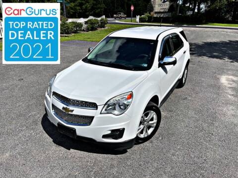 2014 Chevrolet Equinox for sale at Brothers Auto Sales of Conway in Conway SC