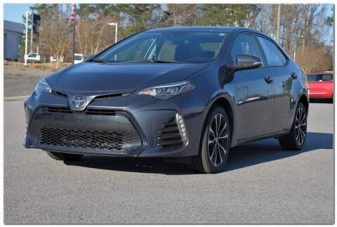 2019 Toyota Corolla for sale at WHITE MOTORS INC in Roanoke Rapids NC