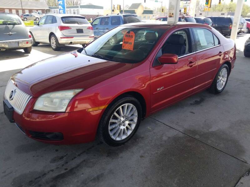 2008 Mercury Milan for sale at Springfield Select Autos in Springfield IL
