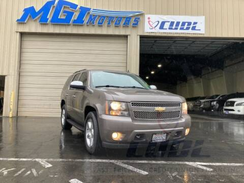 2011 Chevrolet Tahoe for sale at MGI Motors in Sacramento CA