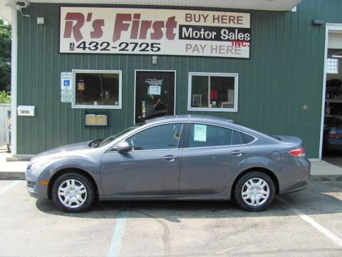 2009 Mazda MAZDA6 for sale at R's First Motor Sales Inc in Cambridge OH