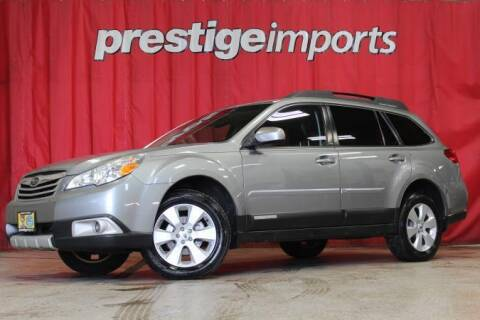 2011 Subaru Outback for sale at Prestige Imports in St Charles IL