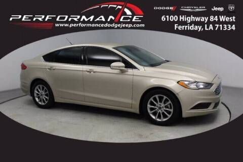 2017 Ford Fusion for sale at Auto Group South - Performance Dodge Chrysler Jeep in Ferriday LA