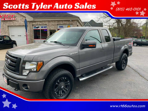 2010 Ford F-150 for sale at Scotts Tyler Auto Sales in Wilmington IL