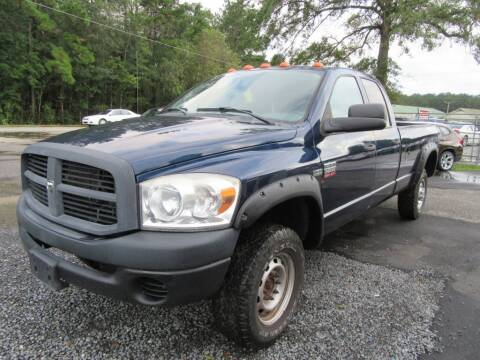 2009 Dodge Ram Pickup 2500 for sale at Bullet Motors Charleston Area in Summerville SC