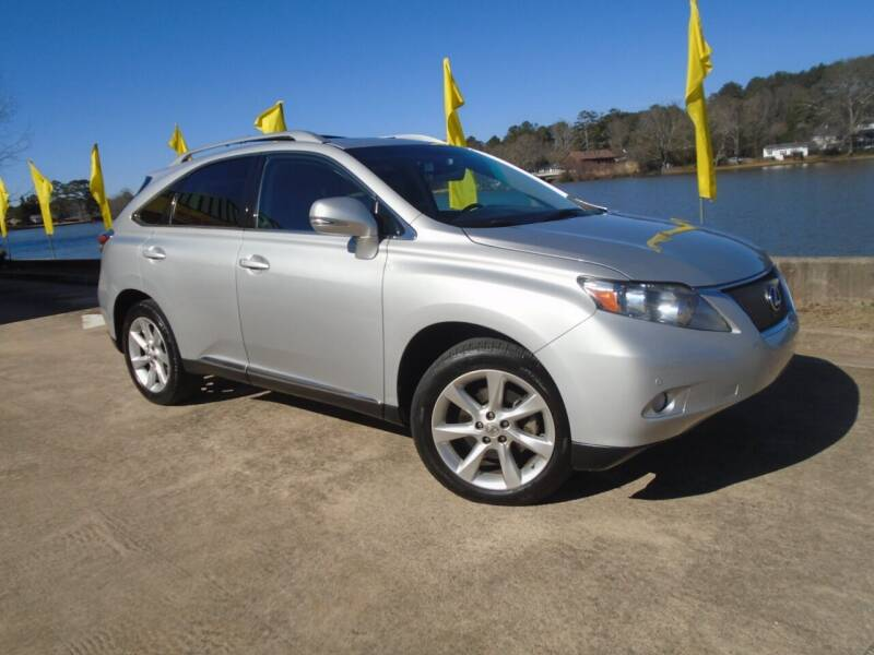2010 Lexus RX 350 for sale at Lake Carroll Auto Sales in Carrollton GA