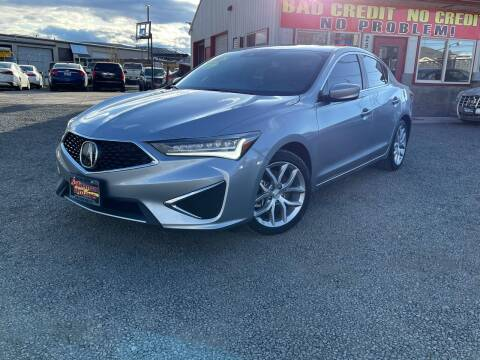 2019 Acura ILX for sale at Yaktown Motors in Union Gap WA