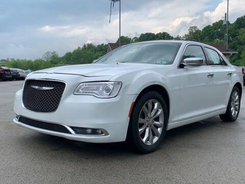 2016 Chrysler 300 for sale at Elite Motors in Uniontown PA
