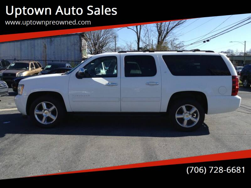 2010 Chevrolet Suburban for sale at Uptown Auto Sales in Rome GA
