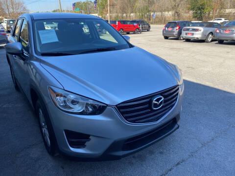 2016 Mazda CX-5 for sale at J Franklin Auto Sales in Macon GA