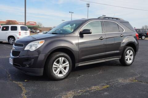 2013 Chevrolet Equinox for sale at Certified Auto Center in Tulsa OK