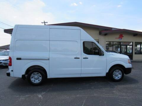 2015 Nissan NV Cargo for sale at Cardinal Motors in Fairfield OH