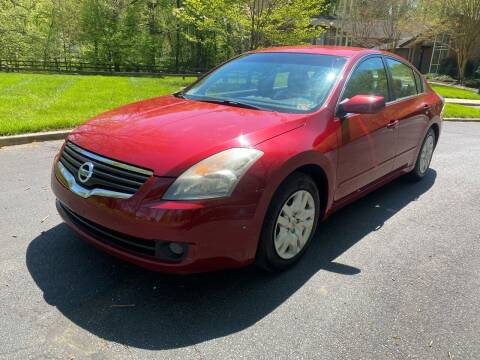 2009 Nissan Altima for sale at Bowie Motor Co in Bowie MD