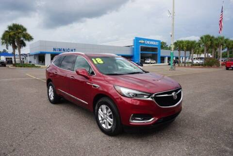 2018 Buick Enclave for sale at WinWithCraig.com in Jacksonville FL