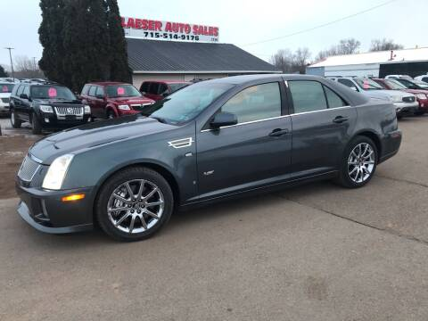 2009 Cadillac STS-V for sale at BLAESER AUTO LLC in Chippewa Falls WI