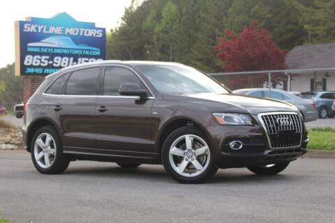2011 Audi Q5 for sale at Skyline Motors in Louisville TN