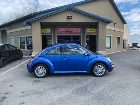 2005 Volkswagen New Beetle for sale at Advantage Auto Sales in Garden City ID