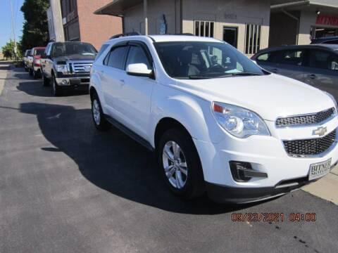 2015 Chevrolet Equinox for sale at Bitner Motors in Pittsburg KS