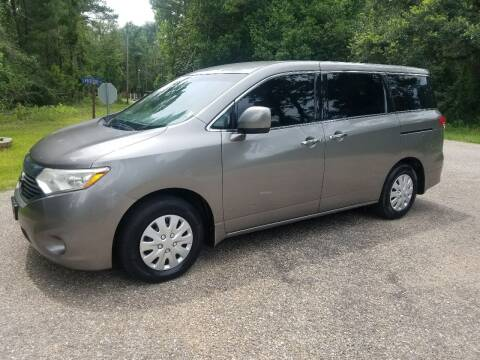 2013 Nissan Quest for sale at J & J Auto Brokers in Slidell LA