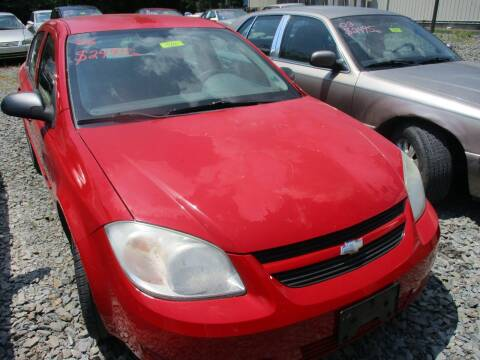 2006 Chevrolet Cobalt for sale at FERNWOOD AUTO SALES in Nicholson PA