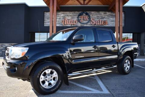 2011 Toyota Tacoma for sale at JW Auto Sales LLC in Harrisonburg VA