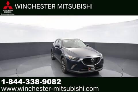 2018 Mazda CX-3 for sale at Winchester Mitsubishi in Winchester VA