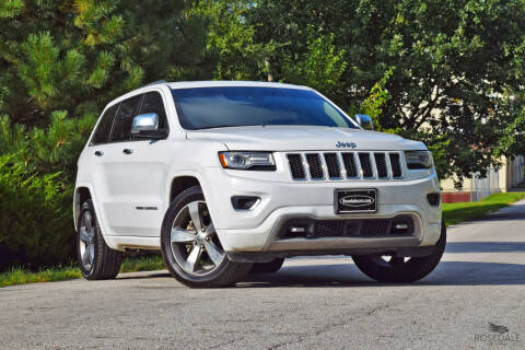 2014 Jeep Grand Cherokee for sale at Rosedale Auto Sales Incorporated in Kansas City KS