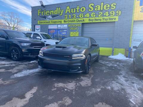 2017 Dodge Charger for sale at Friendly Auto Sales in Detroit MI
