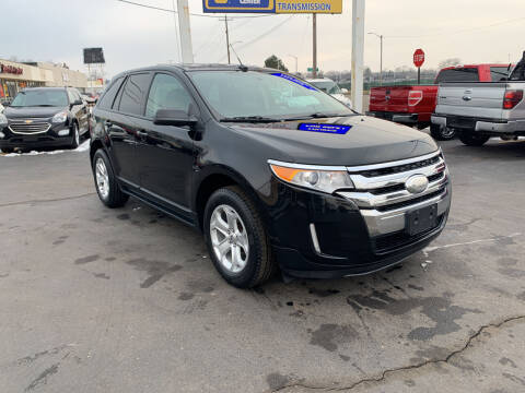 2013 Ford Edge for sale at Summit Palace Auto in Waterford MI